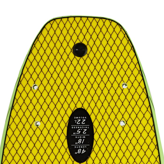 Ocean and Earth The Bug Twin Fin Surfboard