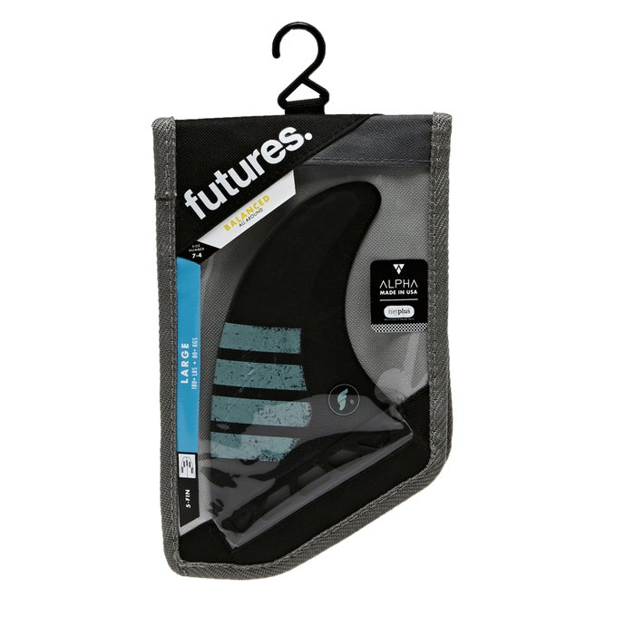 Futures F8 Alpha Five Fin