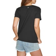 Billabong Legacy Ladies Short Sleeve T-Shirt