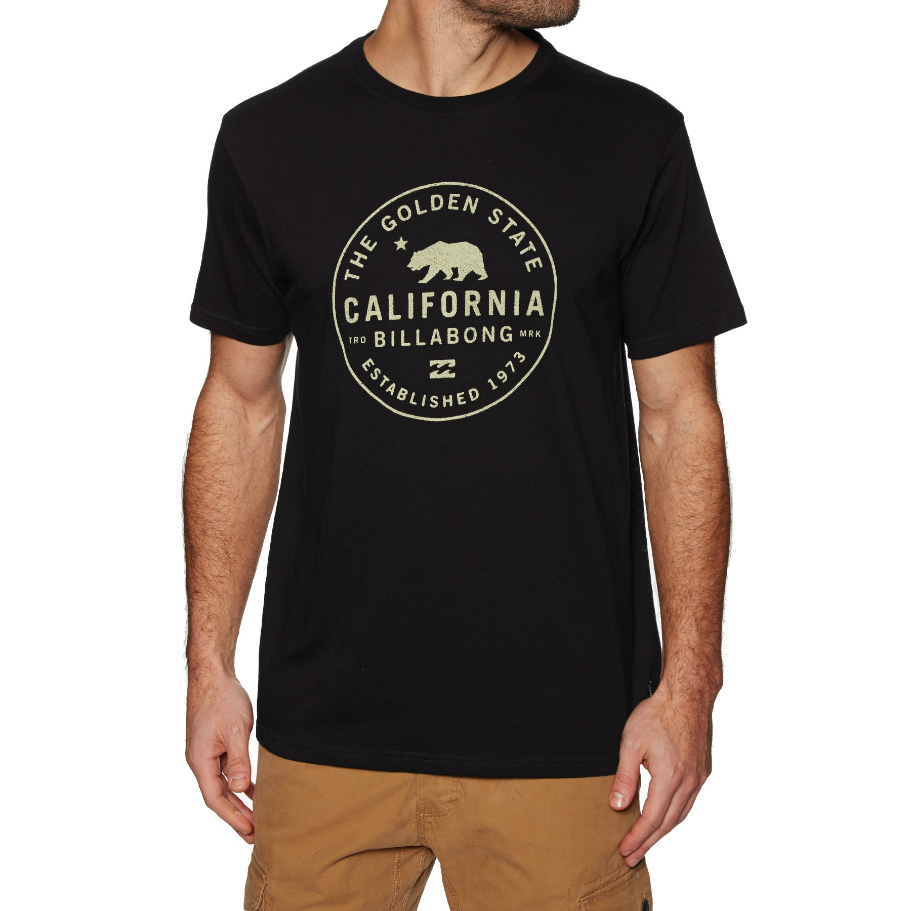 Billabong Golden State Short Sleeve T-Shirt