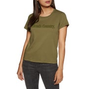 Afends Ac Ii Ladies Short Sleeve T-Shirt
