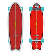 YOW Pipeline 32in Power Surfing Series Surf Skateboard