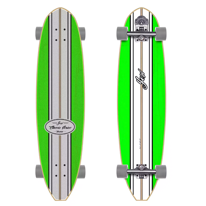 YOW Waikiki 40in S5 Classic Series Surf Skateboard