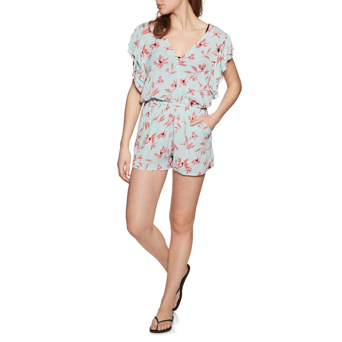 Billabong Ruffled Up Ladies Playsuit