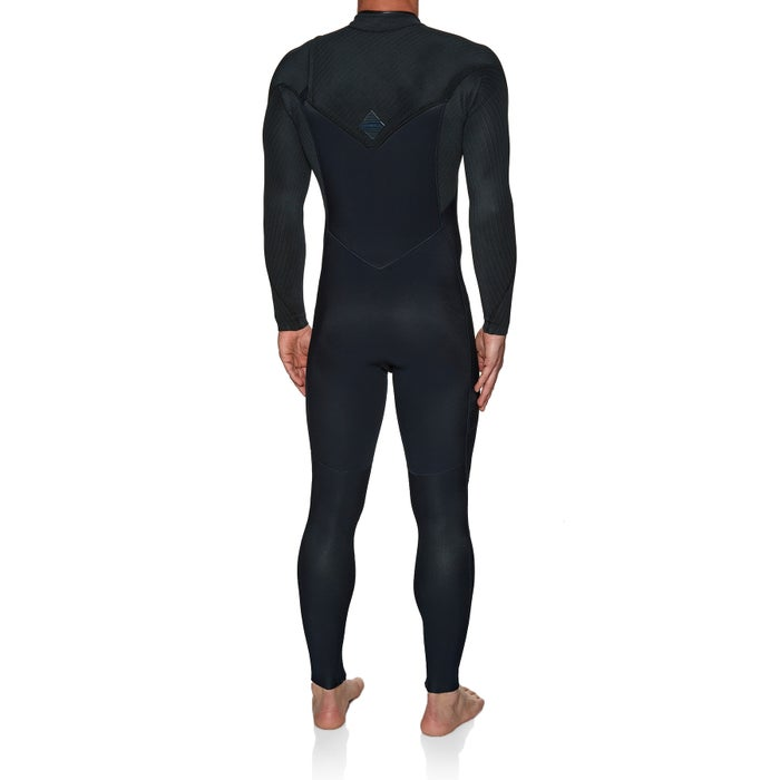 O Neill Hyperfreak 4/3mm Chest Zip Wetsuit