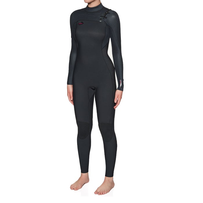 O Neill Hyperfreak 4/3 Chest Zip Full Wetsuit