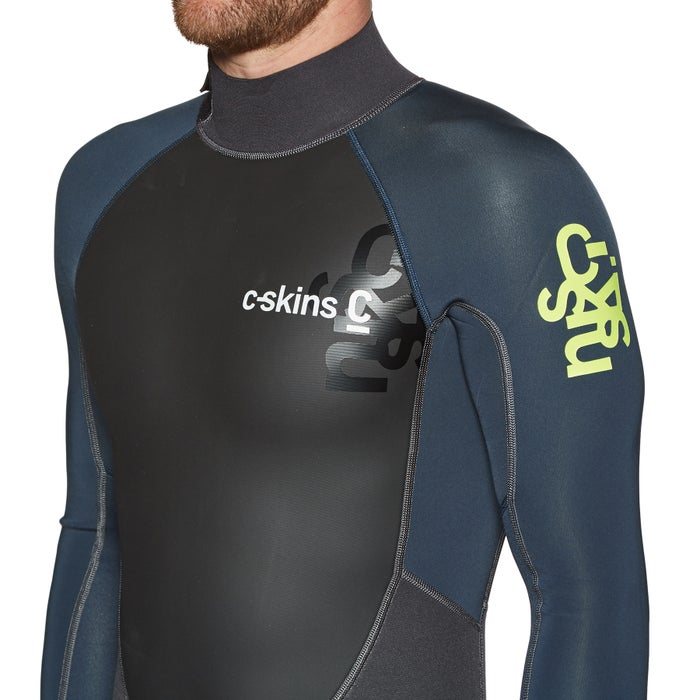 C-Skins Element 3/2mm 2019 Back Zip Wetsuit