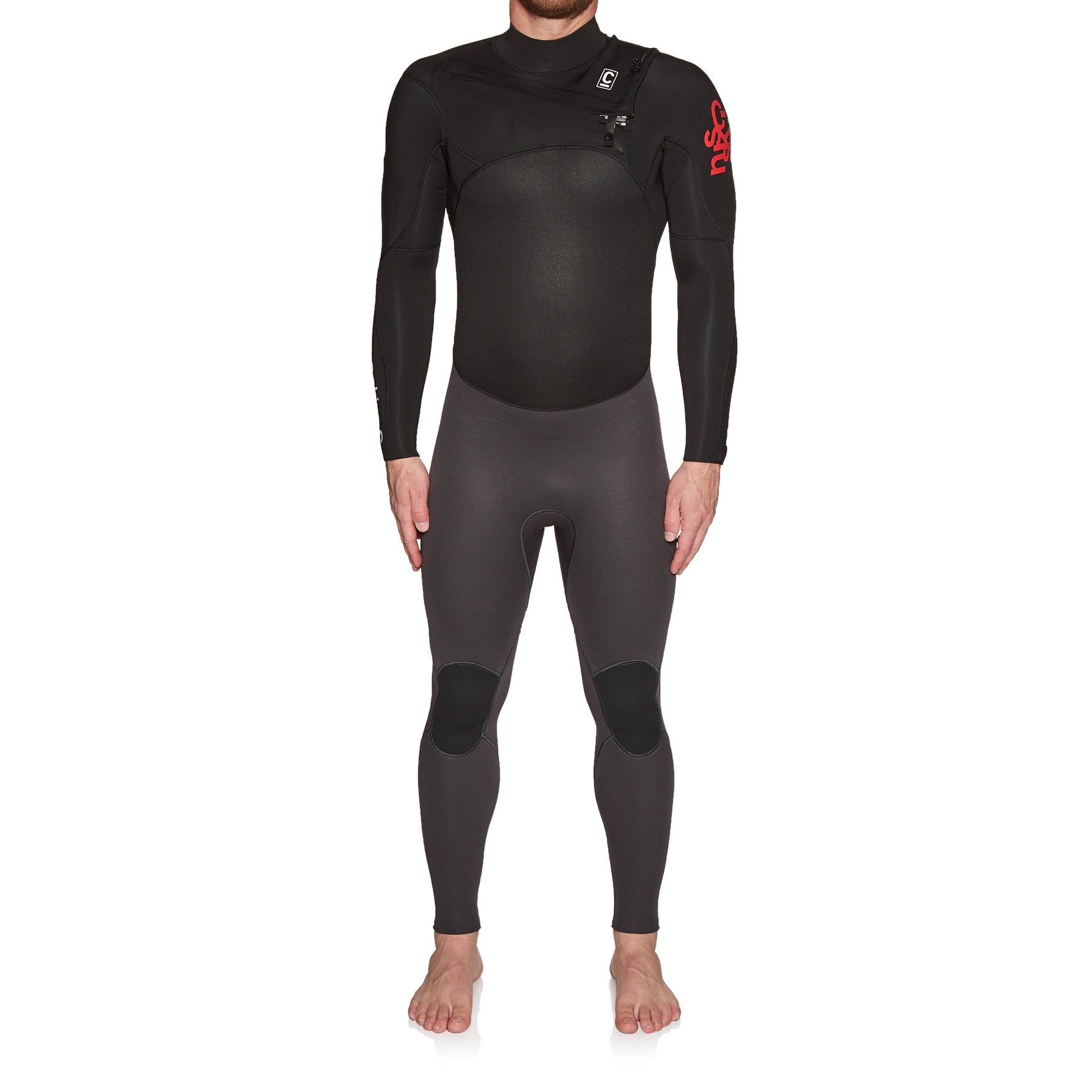 C-Skins Legend 4/3mm 2019 Chest Zip Wetsuit