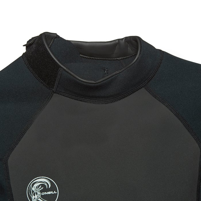 O Neill O'riginal 2mm Back Zip Short Sleeve Shorty Wetsuit