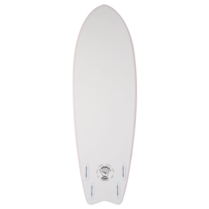 Spooked Kooks Frankenfish Quad Surfboard