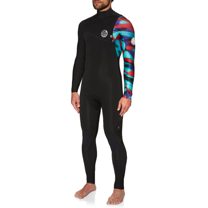 Rip Curl MadSteez E Bomb 3/2mm Zip Free Wetsuit