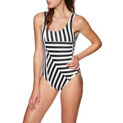 Roxy Pop Surf Basic 1pc Ladies Swimsuit