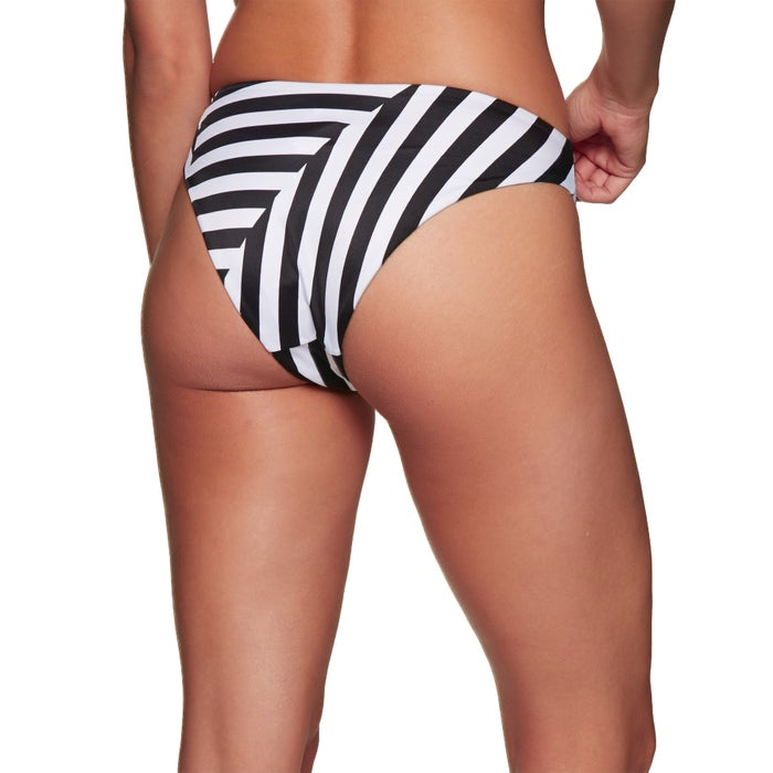 Roxy Pop Surf Regular High Bikini Bottoms