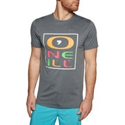 O Neill Archive Hybrid Short Sleeve T-Shirt
