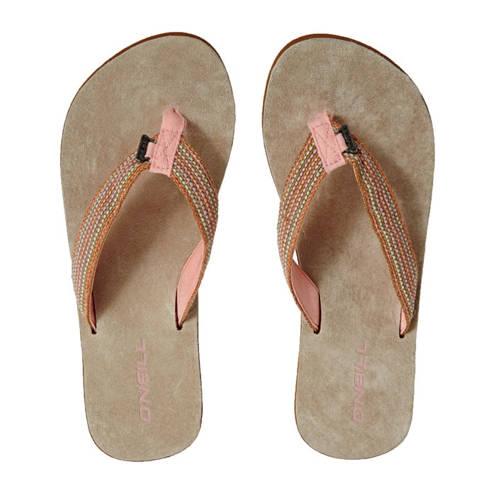 O Neill Natural Strap Sandals
