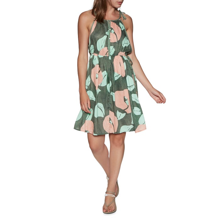 O Neill High Neck Beach Dress