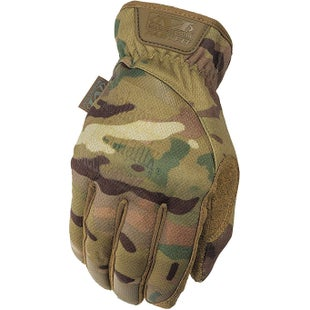 Mechanix Fast Fit Touch Screen Gloves - Multicam