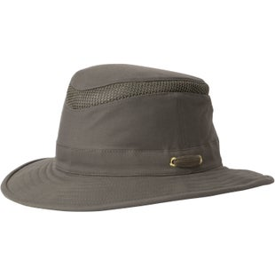 Tilley Airflo Organic Cotton Medium Brim Hat - Olive