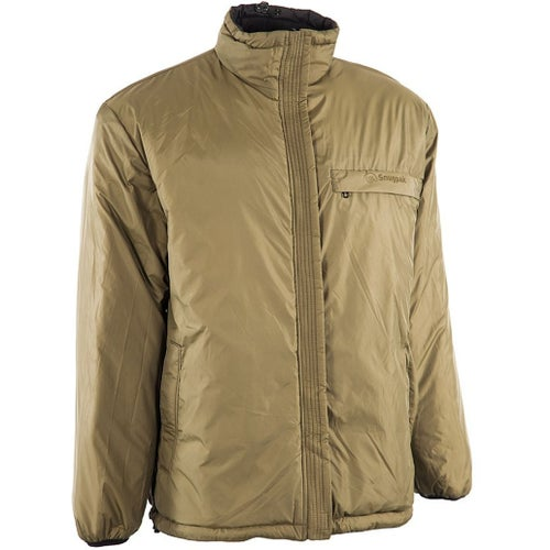 Snugpak Sleeka Elite Reversible Jacket - Olive Black