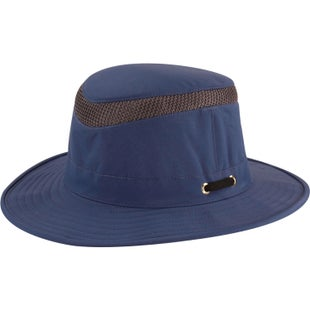 Tilley Airflo Medium Brim Hat - Mid Blue Grey