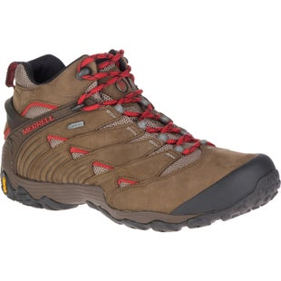 Merrell Chameleon 7 Mid GTX Walking Shoes - Boulder