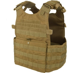 Condor Outdoor Gunner Vest - Coyote Brown