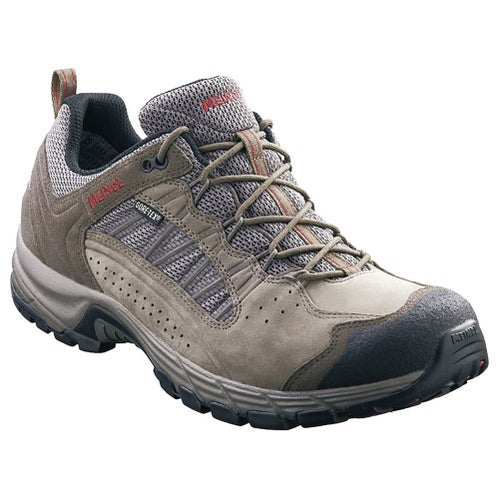 Meindl Journey Pro GTX Walking Shoes - Brown