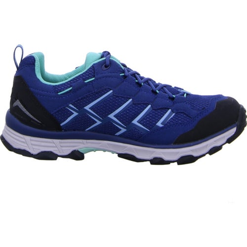 Meindl Activo GTX Womens Walking Shoes - Blue