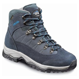 Meindl Arizona GTX Womens Walking Shoes - Navy