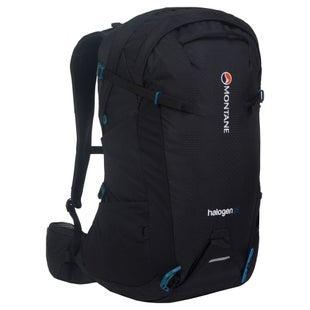 Montane Halogen 25 Hiking Backpack - Black