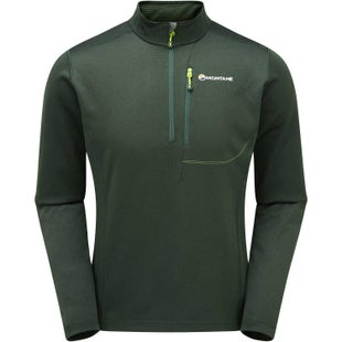 Montane Octane Pull On Fleece - Arbor Green