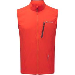 Montane Featherlite Via Trail Vest - Flag Red