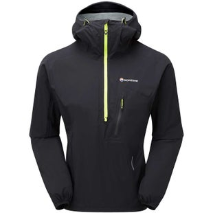 Montane Minimus Stretch Ultra Pull On Jacket - Black