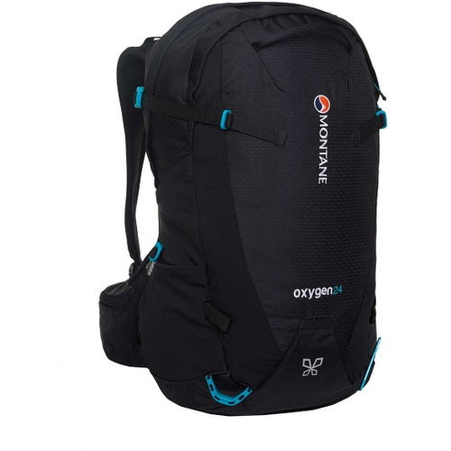 Montane Oxygen 24 Womens Hiking Backpack - Black