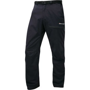 Montane Terra Pack Reg Leg Pants - Black