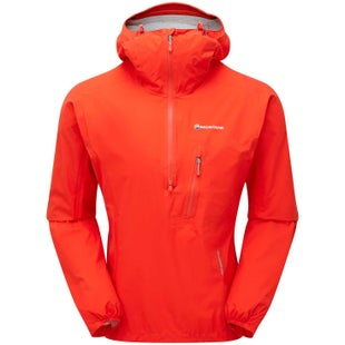 Montane Minimus Stretch Ultra Pull On Jacket - Flag Red