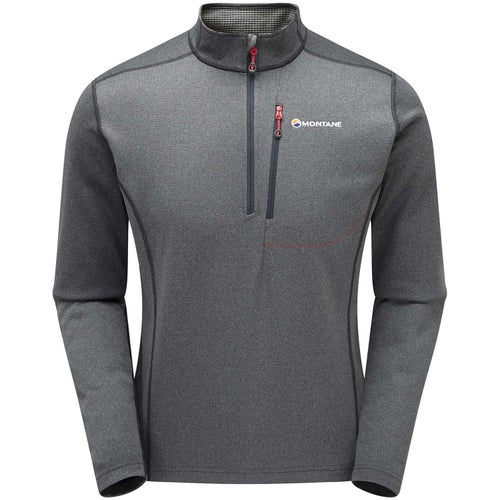 Montane Octane Pull On Fleece - Shadow
