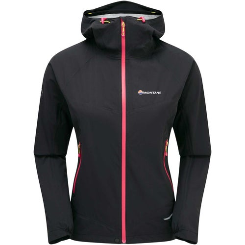 Montane Minimus Stretch Ultra Womens Jacket - Black