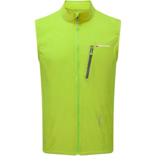 Montane Featherlite Via Trail Vest - Laser Green