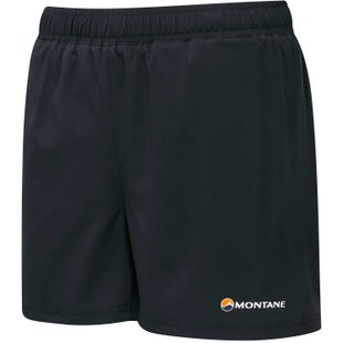 Montane Claw Womens Running Shorts - Black