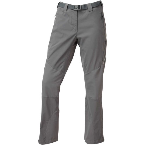 Montane Terra Ridge Long Leg Womens Pants - Mercury