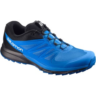 Salomon Sense Pro 2 Trail Shoes - Indigo Bunting Black Snorkel Blue