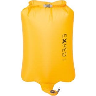 Exped Schnozzel Pumpbag UL M Camping Accessory - Corn Yellow