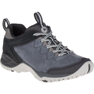 Merrell Siren Traveller Q2 Womens Walking Shoes - Black Granite