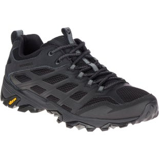 Merrell Moab FST Walking Shoes - All Black