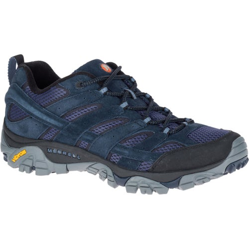 Merrell Moab 2 Vent Walking Shoes - Navy