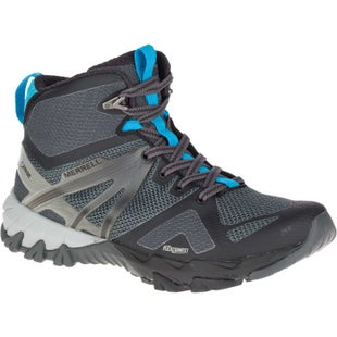 Merrell MQM Flex Mid GTX Womens Walking Shoes - Black