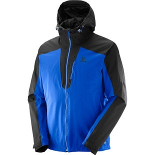 Salomon La Cote 2L Jacket - Black Surf The Web