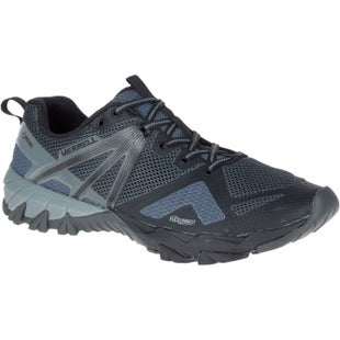 Merrell MQM Flex GTX Walking Shoes - Grey Black
