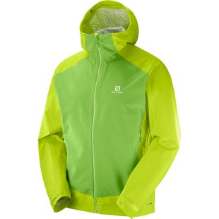 Salomon La Cote Stretch 2.5L Jacket - Acid Lime Greenery